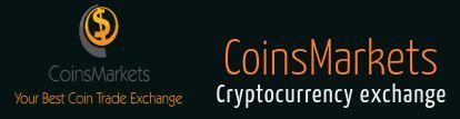 CoinsMarketsロゴ