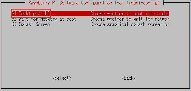 [Desktop / CLI] をクリック
