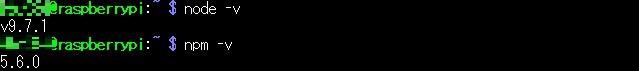node.jsaバージョン