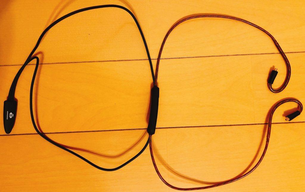 ケーブル本体の写真