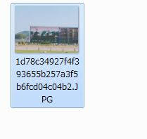 無事ファイルを復元できたことを確認しましょう。