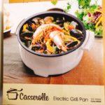 安くておしゃれな高コスパなグリル鍋(Casserolle)を買ってみた