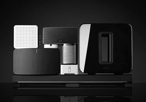 ホームシアターを拡張することが Sonos スピーカーの楽しみの 1つです。