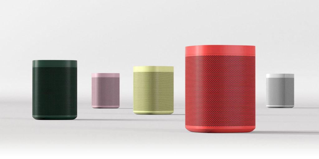 Sonos のスピーカーは、ネットワークに紐づく