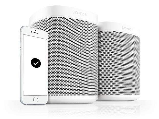 Sonos のアカウントの考え方は最先端、別端末や自分以外が操作する場合は?