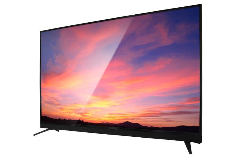 先日ドン・キホーテの4K テレビ(LE-581QC4KN-BK)を購入しました。