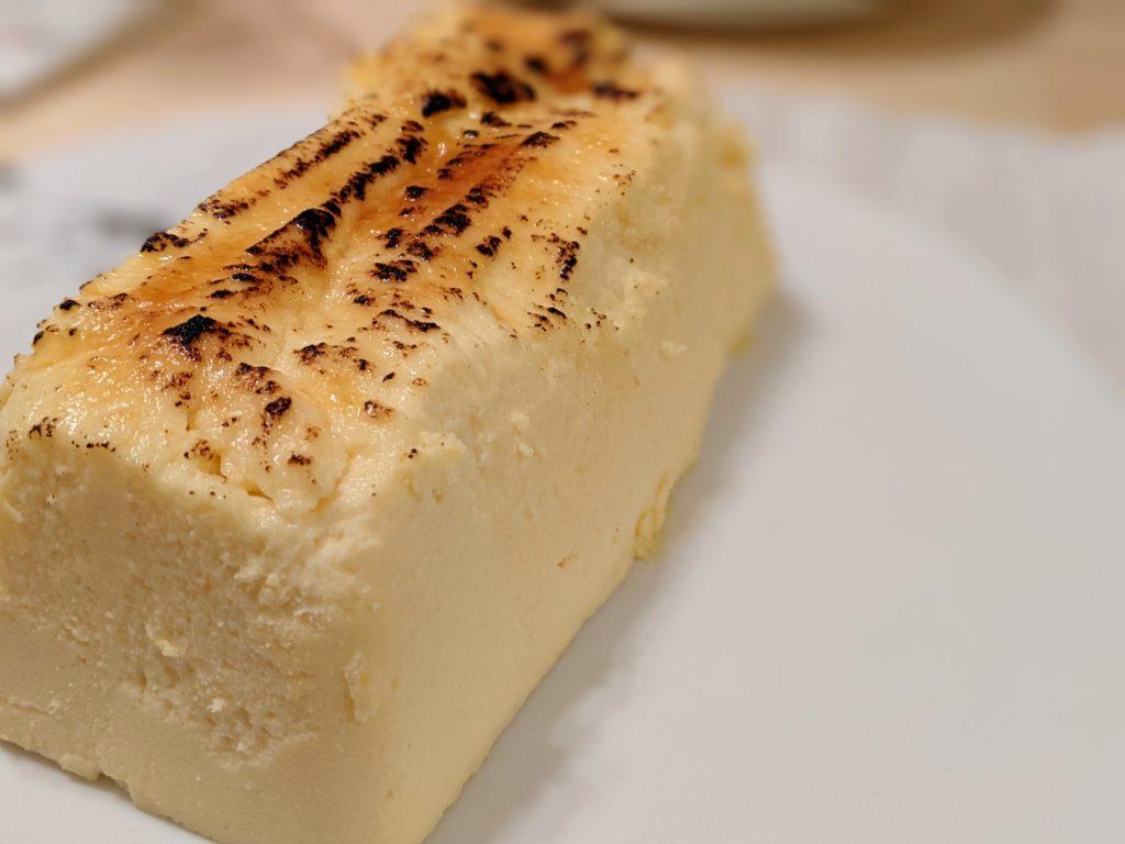 バスクチーズケーキを作ったり