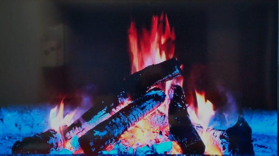 【Chromecast with Google TV】テレビ画面をおしゃれなインテリアとして使う