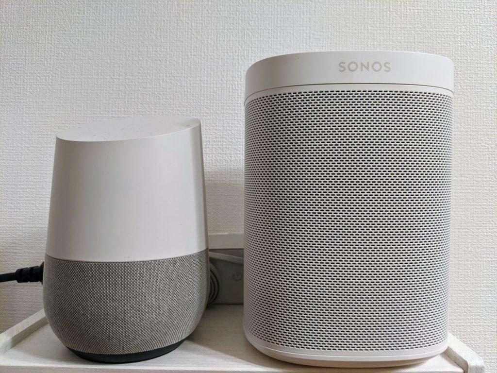 【Chromecast with Google TV】はSonos ユーザ最良の選択