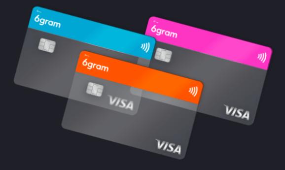 更に TOYOTA Wallet から 6gram へチャージすることでリアルカード決済と QUICPay を利用することができます。